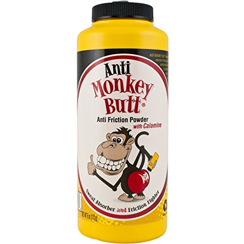 Anti-Monkey Butt Powder, 6 Ounce