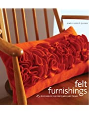 Felt Furnishings: 25 Accessories for Contemporary Homes