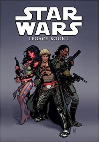 Star Wars Legacy Comics Pdf