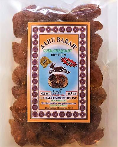 Aahu Barah Soft Dry Plum 1lb by Aahubarah