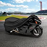 Motorcycle Bike Cover Travel Dust Storage Cover For Yamaha TW TY YT PW 50 80 125 175 200 250 350