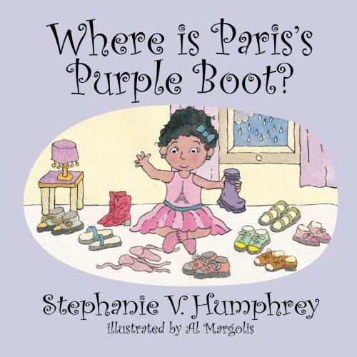 Where is Paris's Purple Boot? (Paris Adventures) (Volume 3)