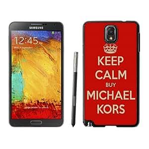 Fashion DIY Custom Designed NW7I 123 Case M&K Black Samsung Galaxy Note 3 N900A N900V N900P N900T Phone Case T2 017