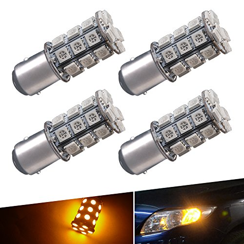 1157 Led Bulb Amber - 2