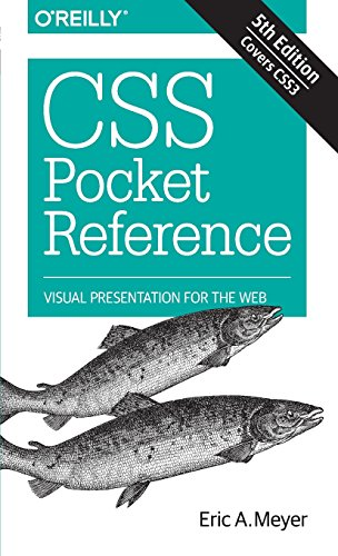 CSS Pocket Reference: Visual Presentation for the Web ()