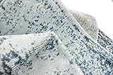 Unique Loom Sofia Collection Light Blue 2 x 7