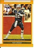 Football NFL 2003 Topps Chrome #55 Refractor Tom Brady