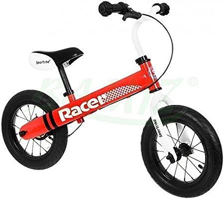 Carrera Corredor de la bici Sportrike Rojo