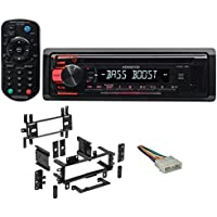1987-1995 JEEP WRANGLER YJ Kenwood CD Player Receiver Stereo MP3/Aux+Remote