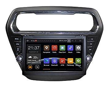 "8 ""Radio Android coche reproductor de DVD con GPS navegación TV/BT 3"