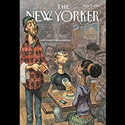 The New Yorker, November 3rd 2014 (Michael Specter, Adam Gopnik, David Owen)
