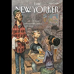 The New Yorker, November 3rd 2014 (Michael Specter, Adam Gopnik, David Owen) Periodical