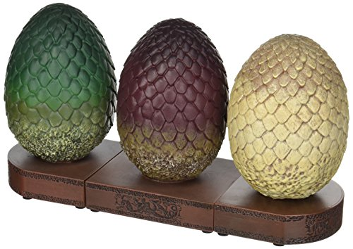 Dark Horse Deluxe Game of Thrones: Dragon Egg Bookends by Dark Horse Deluxe