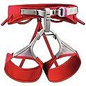 Petzl Sama Climbing Harness (Red)