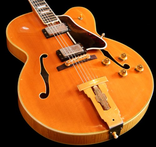 Gibson L-5 CES L5ces Archtop Electric Guitar Plans - Full Scale Design Drawings Plans - Actual Size by spiritflutes