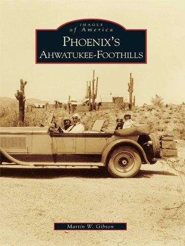 Phoenix's Ahwatukee-Foothills ()