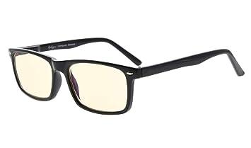 9bb4fbda93f2 Eyekepper Readers UV Protection, Anti Glare Eyeglasses,Anti Blue Rays,  Spring Hinges.