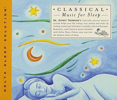 Classical Music to Sleep. Dr. Jeffrey Thompson's Delta Sleep Solution