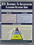 RTI: Response-To-Intervention Classroom Reference Guide