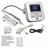 Boermeize Aluminum Intelligent Digital Tattoo Permanent Makeup Machine Kit Device Intelligent Machine That Can Adjust Speed Makeup For Four Mode LIP BROW EYE MEDICAL Dual Channel Output To Tattoo Pen