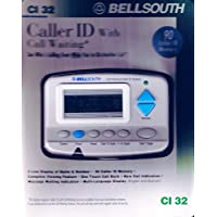 CALLER ID WITH CALL WAITING BELL SOUTH CI32