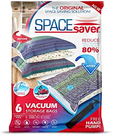 Spacesaver Premium Vacuum Storage Medium product image