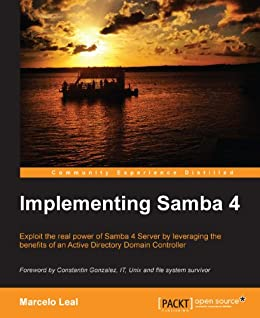 Implementing samba 4 ebook marcelo leal amazon loja kindle implementing samba 4 por leal marcelo fandeluxe Image collections