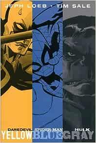 Details about  /Daredevil Yellow Book Four #4 November 2001 Marvel Comics Jeph Loeb Tim Sale
