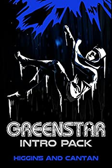 Greenstar Season 1, Episodes 1-3 (A Josie Stein Comedy) by [Higgins, Dave, Cantan, Simon]