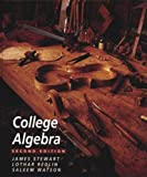 College Algebra, James Stewart and Lothar Redlin, 0534339832
