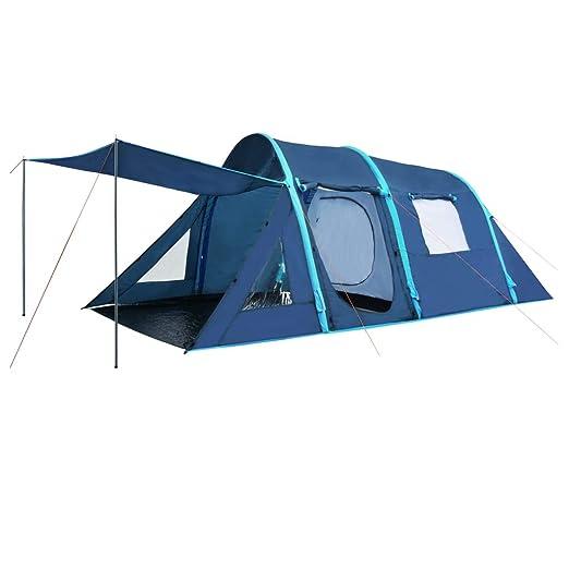 FESTNIGHT Tent Tienda de Campaña con Vigas Hinchables ...