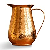 Kosdeg Copper Pitcher Extra Large 68 Oz - Drink