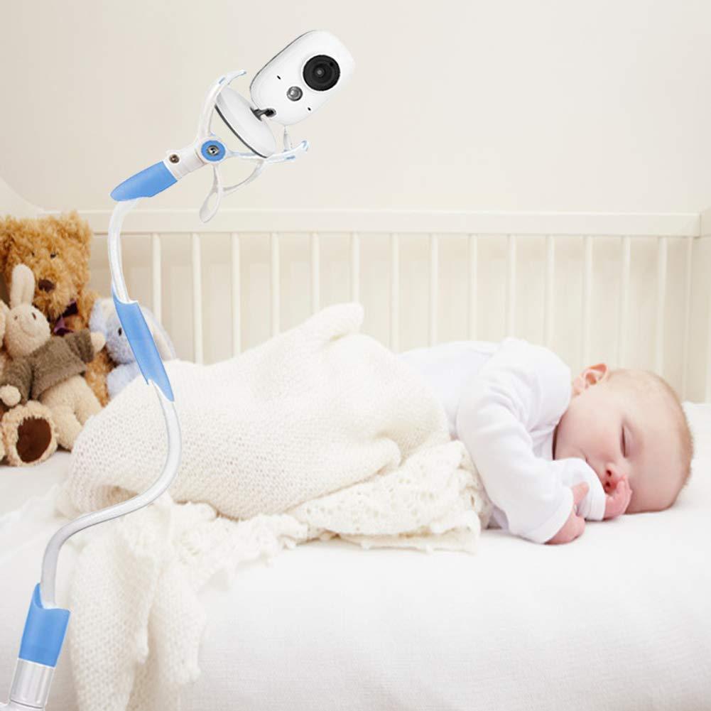 Babyphone Halterung Kamera Halter,Handyhalter Universal Infant Video Monitor Regal,Flexible Kamera St/änder f/ür Kinderzimmer Kompatibel mit den meisten Babyphone Baby Monitor halter