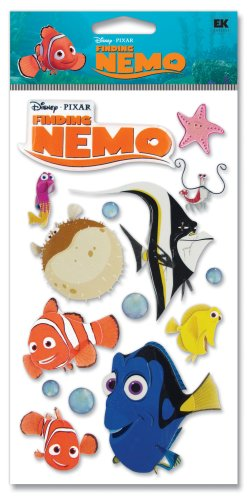 Disney Finding Nemo Dimensional Sticker