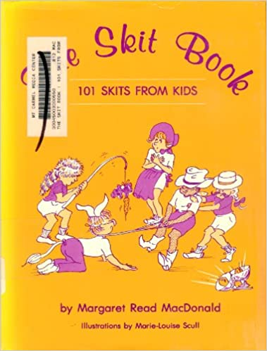 The Skit Book: 101 Skits from Kids: Amazon co uk: Margaret Read