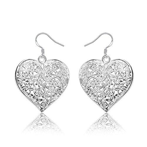Alicenter Sterling Vintage Earrings Jewelry