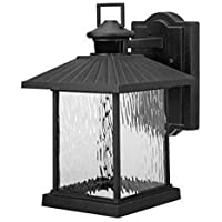 Hampton Bay Lumsden LED Wall Mount Lantern