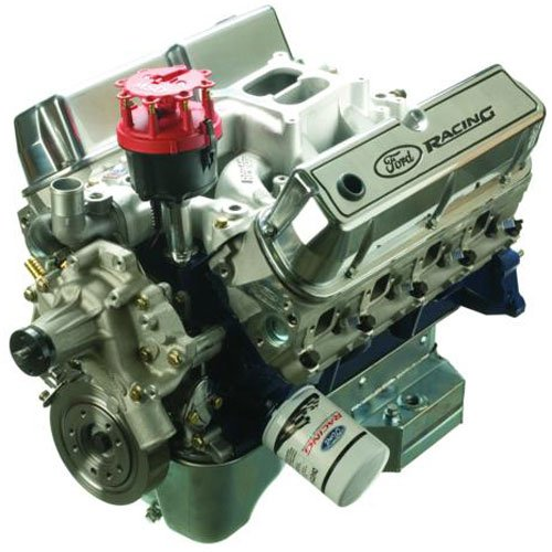 Ford Racing M-6007-S347JR Sealed Crate Engine (Sealed Crate Engine)