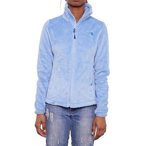 North Face Osito 2 Jacket Women's Powder Blue XS