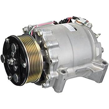 Denso 471-7055 A//C Compressor