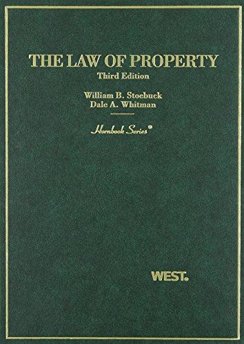 Law of Property (Hornbooks)