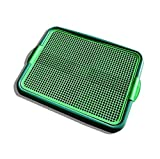 ANYPET Dog Puppy Cat Pet Potty Anypet Indoor Training Toilet, Green