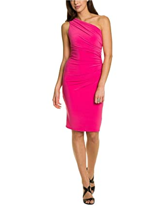 purchase genuine exceptional range of styles how to choose LE CHÂTEAU One Shoulder Cocktail Dress