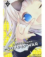 Kaguya-sama: Love is War, Vol. 2