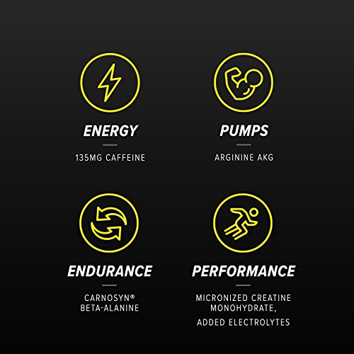 Cellucor C4 Sport Pre Workout Powder Energy Drink, Fruit Punch, 30 Servings NSF Certified for Sport