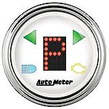 """Auto Meter (1360) 2-1/16"""" Gear Shift Indicator Gauge"""