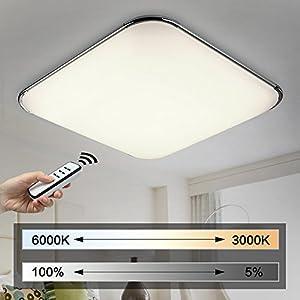 Die Lampe Ist Wirklich Riesig Und Hat Auch Richtig Leuchtkraft Farbton Frei Whlbar Obwohl Das Hellweiss Keiner Nehmen Wird Da Man Nicht In Einem Op Saal