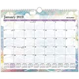at-A-Glance PM83-707-18 Monthly Wall Calendar, January 2019 - December 2019, 14-7/8'' x 11-7/8'', Wirebound, Dreams (PM83-707)