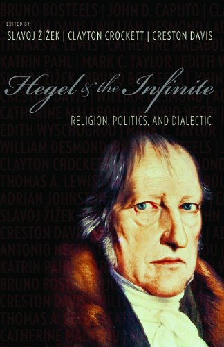 Hegel and the Infinite (Insurrections: Critical Studies in Religion, Politics, and Culture) (Religion And Science Clayton compare prices)