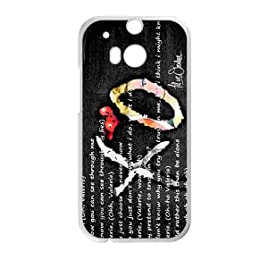 The Weeknd XO HTC One M8 Cell Phone Case White JN76CCC2
